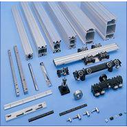 Profilé en alliage - poutres aluminium