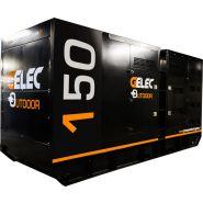 Groupe électrogène outdoor - 150yc - 150 kva rental