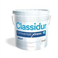 Universal Xtrem Mat - Peinture de finition et fonds - Classidur - Absorbant