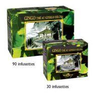 THé VERT AU GINKGO BILOBA - GINGO