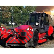 ENGINS POUR INFRASTRUCTURE FERROVIAIRE - RHINO
