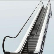 Fm I-302 (800) Escalator résidentiel Escalier mécanique - FUJI - 0.5m / s