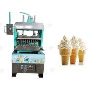 GG60A Machine de cône de gaufrette de crème glacée - Henan Gelgoog - Capacité 1800-2000Pcs/H