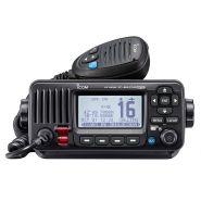 VHF MARINE FIXE ULTRA COMPACTE AVEC GPS INTEGRE : IC-M423GE