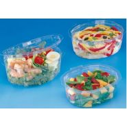 BOÎTES ALIMENTAIRES POUR SALADE MULTIPACK