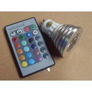 AMPOULE RGB LED SPOTLIGHT 3W/GU10