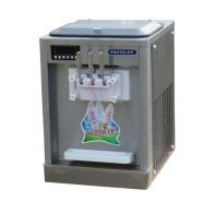 Icm-908-machine à glace italienne professionnelle - nk protelex - dimensions lxlxh: 51x66x75cm