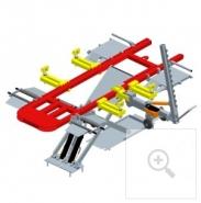 Ponts élévateurs pour véhicules légers - x-one ensemble complet