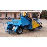 Récolteuse de poireaux P250 - Carpi Meccanica s.n.c