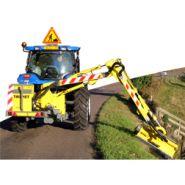Machine 4800 Broyeur d'accotement - Tail'net - Portée au sol : 6m