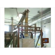 Big Bag 5 - Stations de remplissage pour big bags - Gimat -   en acier inoxydable AISI 304 ou 316