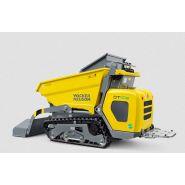 DT 10E Mini-Dumper sur chenilles - Wacker neuson - 1000 kg