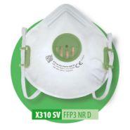 Masque coque ffp3 avec  valve