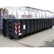 Bennes à déchets de 7m3 a 50m3 abr