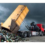 MULTILIFT XP18S - Bras hydraulique pour camion - Hiab - 18 T