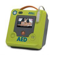 Défibrillateur aed3 zoll medical - version entièrement automatique