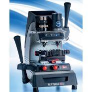 Matrix evo s machine à clé à points et laser - silca sa - poids 24,6 kg