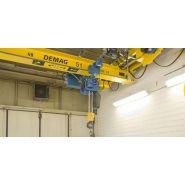 DC Pro - Palan - Demag Cranes & Components SAS - Charge jusqu'à 5000 kg