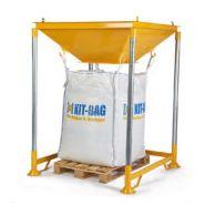 STATREM1400SR - Stations de remplissage pour big bags - Kit-Bag - 1400×1400 mm