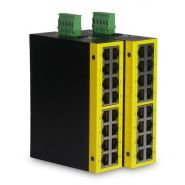 KFS-1640 - SWITCHES INDUSTRIEL FAST ETHERNET L2 16-PORTS