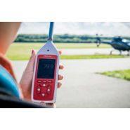 Cir/cr:162b - sonomètre intégrateur - scantec - avec mémoire optimus rouge