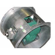 Type H-Spécial - Ventilateur axial - Airap - Débit : de 0 à 250000m3/h