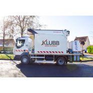 Xtenso 3 Camion nacelle téléscopique -Klubb - version cellule atelier 3.5t