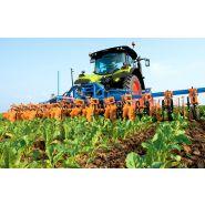 Bineuses agricoles Schmotzer- Stecomat - Autoguidées