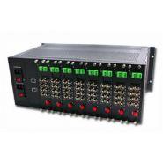 Swv66400 - emetteur / recepteur vidéo optique 64 canaux