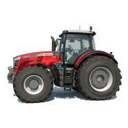 MF 8727-8740 S - Tracteur agricole - Massey Ferguson - 270-405 CH