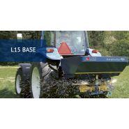 L15 base distributeur d'engrais - bogballe - largeur de travail 10-18 m