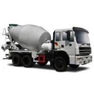 Camion toupie / tension 240 à 380 v