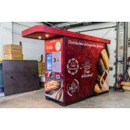 Smart baguette - distributeurs automatiques sur mesure - api tech - statistiques de ventes à distance