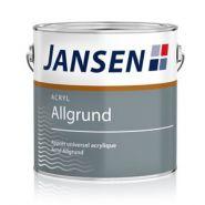 Apprêt universel acrylique - Peinture de finition et fonds - Jansen - Taille de l'emballage 2,5 l