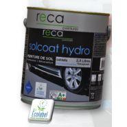Solcoat hydro - Peinture monocomposant - Peintures reca (SA) - A base de résine Pliotec - Aspect du film : satiné