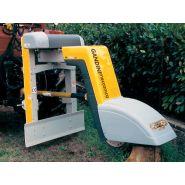 Castor72 - Rogneuse de souches - Gandini Meccanica - jusqu'à une profondeur de 20 cm