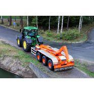 BBK123 - Bras hydraulique sur remorques agraires - AJK