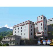 Centrale à béton FC Series Ready-Mix - Shantui Construction Machinery - 120 à 180 m³/h