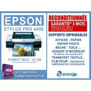 IMPRIMANTE EPSON 4450 - RECONDITIONNEE