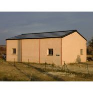 Construction de bâtiment, option solaire