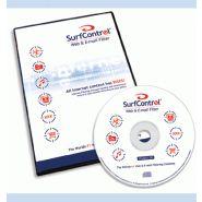 LOGICIEL DE GESTION D'ACCèS à INTERNET - SURFCONTROL WEB FILTER