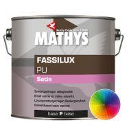 Fassilux® satin pu - peinture microporeuse - mathys - contenu 0.5 l