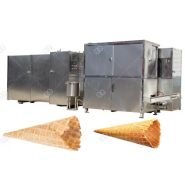 Appareil à cornet de glace professionnel - Henan Gelgoog - Capacité 3000-4000 pcs/h