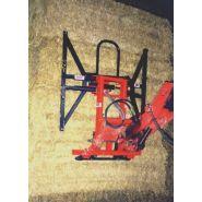 DUOBAL - Manipulateur - Bugnot - Avec pinces synchronisées 4 dents - Hauteur des bras de pinces 1.50 m