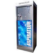 Aspirateur pour station de lavage - DCPI - turbine Mono ou Triphasée