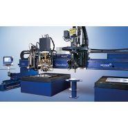 OmniMat - Machines d'oxycoupage - Messer - Largeur de travail de 12000 mm