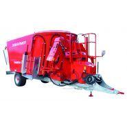 Mélangeuse agricole - Silofarmer - Capacité de 12 à 44 m³