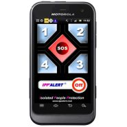 TÉLÉPHONE MOBILE GSM PTI-DATI POUR PERSONNE ISOLE