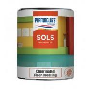 Permoglaze Chlorinated Floor Dressing - Peinture de sol - SOFAP - Logement 1 l