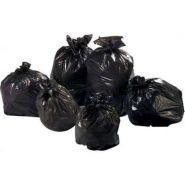 Sac poubelle 100l hd 18μ  noir std x 500